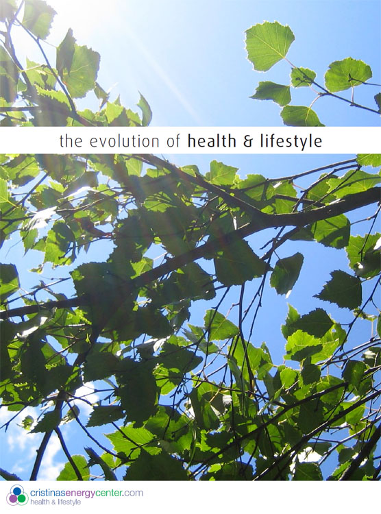 the evolutions of health & lifestyle